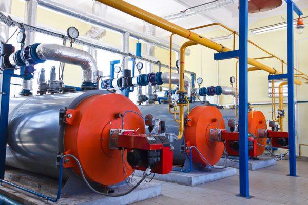 Industry boiler gas burner