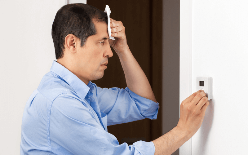 if you are always cranking up the AC you should replace your unit